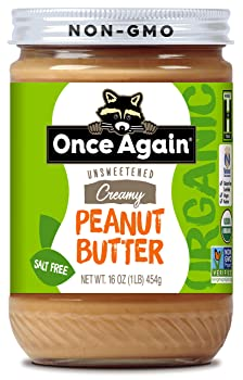 Once Again Organic Peanut Butter