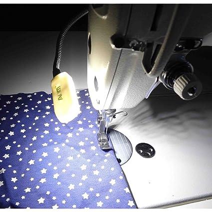 Luz LED Honeysew para máquina de coser