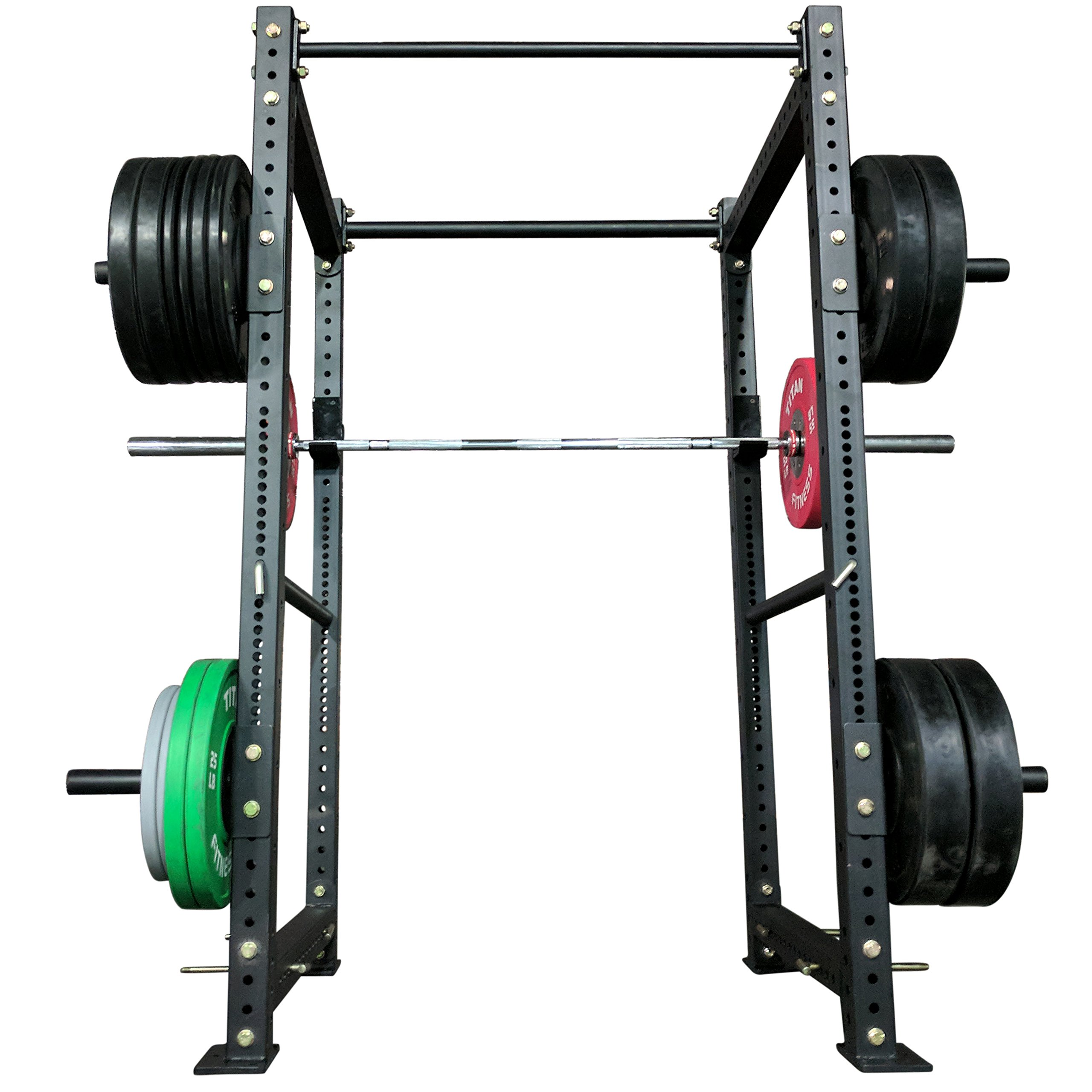 X-3 Short Power Rack - 36'' Depth by Titan Fitness (Image #5)