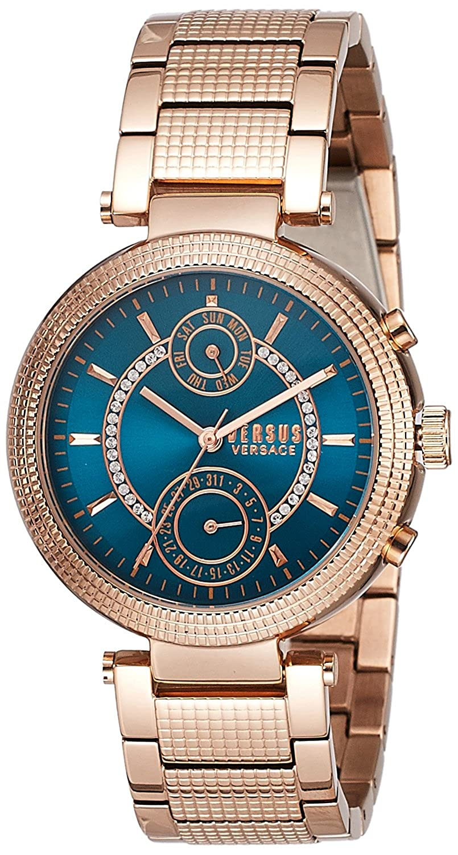 Uhr nur Zeit Damen Versus V TrocadÉro Multifunction Casual Cod. s79080017
