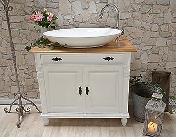 País & Amor de Muebles de baño GmbH clermont90: rústico de ...