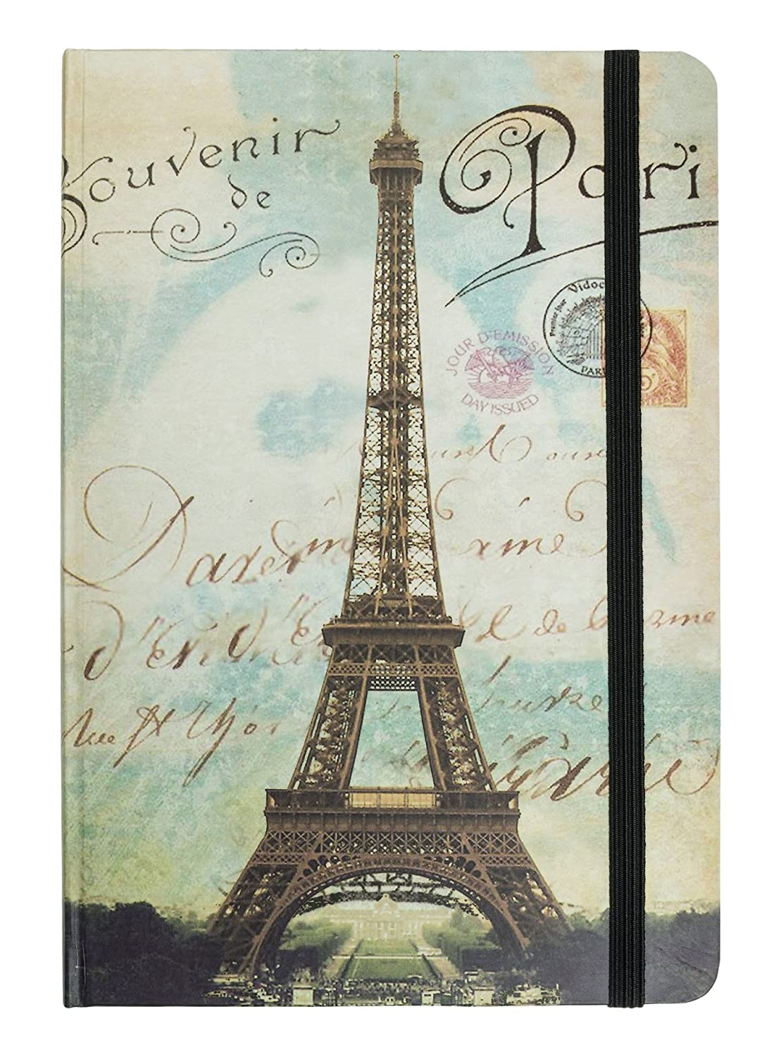 TSI 63595-3 notebook with 192 pages, size 135 x 200 mm, lined, motif
