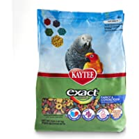 Kaytee Exact Rainbow Parrot and Conure Food