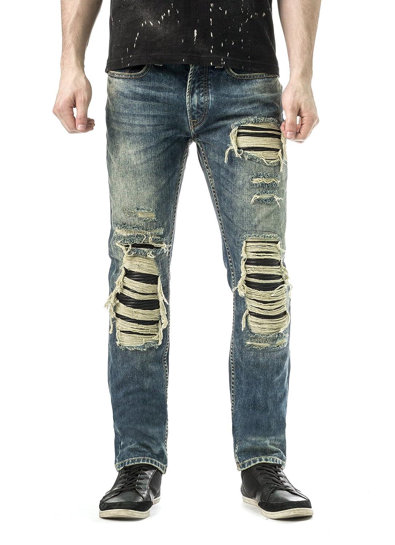 9105PLV / Medium Rise/Classic Slim Leg Jeans Parasuco Jeans