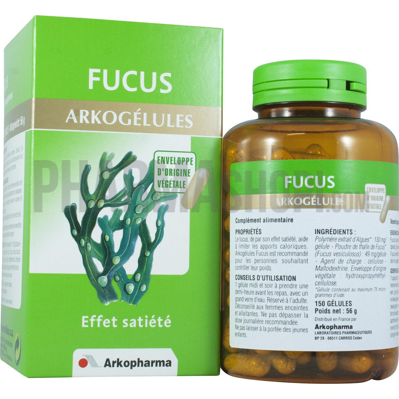 4d3f4ec90df89d Amazon.com: Arkopharma Arkocaps Fucus 150 Capsules: Health ...