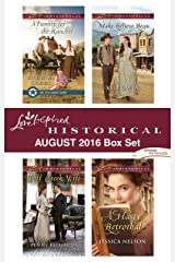 Harlequin Love Inspired Historical August 2016 Box Set: An Anthology Kindle Edition