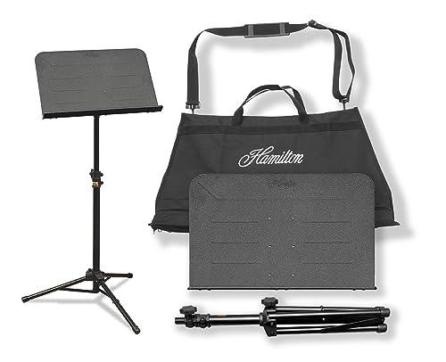 Hamilton KB90 Traveler II Portable Music Stand