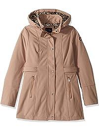 Jessica Simpson Womens Softshell Fashion Jacket Down Alternative Coat