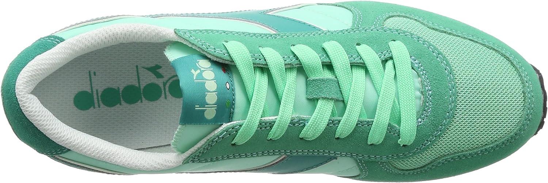 Diadora K-Run W, Sneaker a Collo Basso Donna Verde
