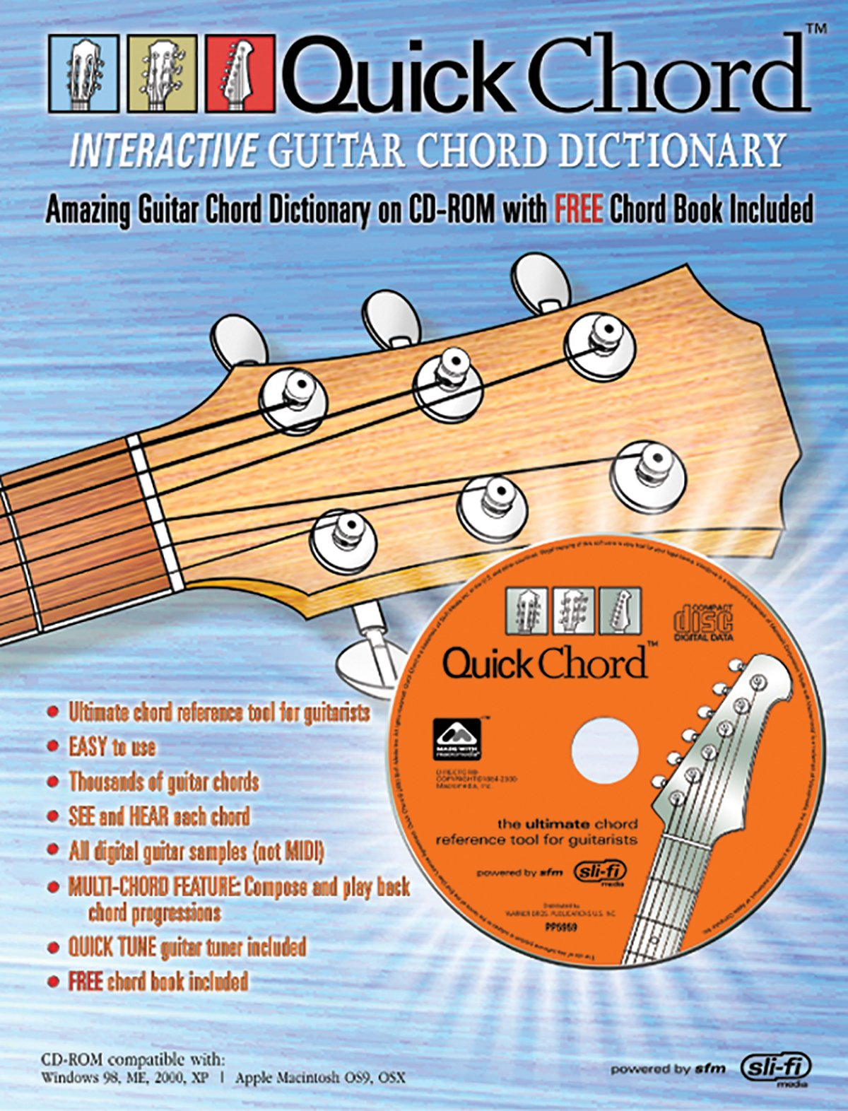 Quick Chord Interactive Guitar Chord Dictionary Free Chord Book