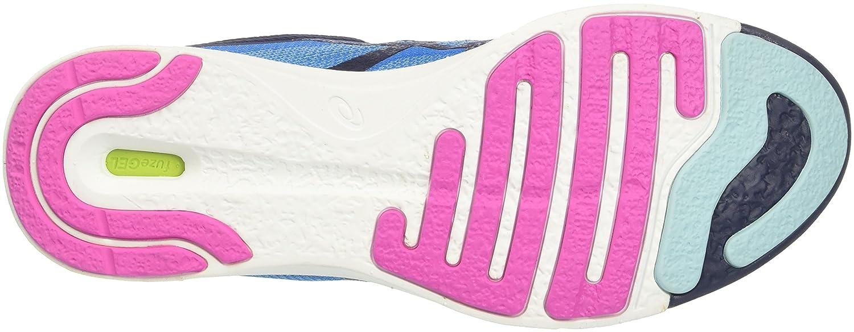 4349 Pink Damen Fuzex T768n 37 Rush Laufschuhe Asics