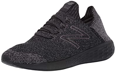 20507a731661c new balance Men's Cruz V2 Sockfit Fresh Foam Running Shoes, Magnet/Black, 7