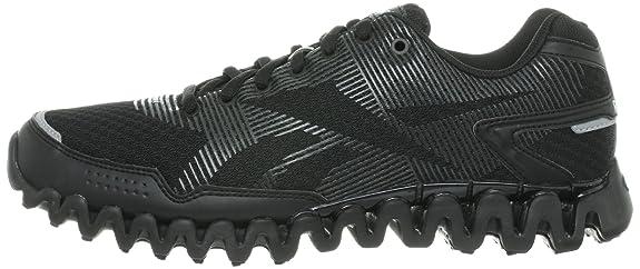 Reebok ZigNano Rhythm Running Shoes - 11.5 Black  Amazon.co.uk  Shoes   Bags 188204209