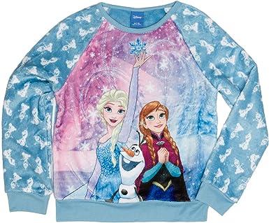 Disney Softest Fleece Sweatshirt Frozen Olaf Elsa Official Licensed Infant Girl