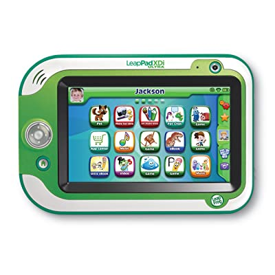 LeapFrog LeapPad Ultra XDi Kids Learning Tablet (Frustration Free Packaging), Green: Toys & Games