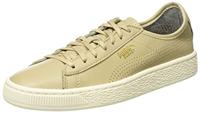 dcda329f135 Puma Unisex Adults  Basket Classic Soft Trainers  Amazon.co.uk ...