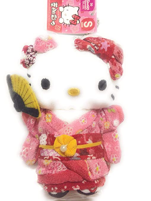 4f5790c68 Image Unavailable. Image not available for. Color: Hello Kitty Kimono Doll