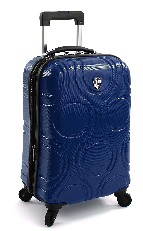 ... 50% SALE ... PREMIUM DESIGNER Hartschalen Koffer - Heys Core Eco Orbis Blau - Trolley mit 4 Rollen Gross