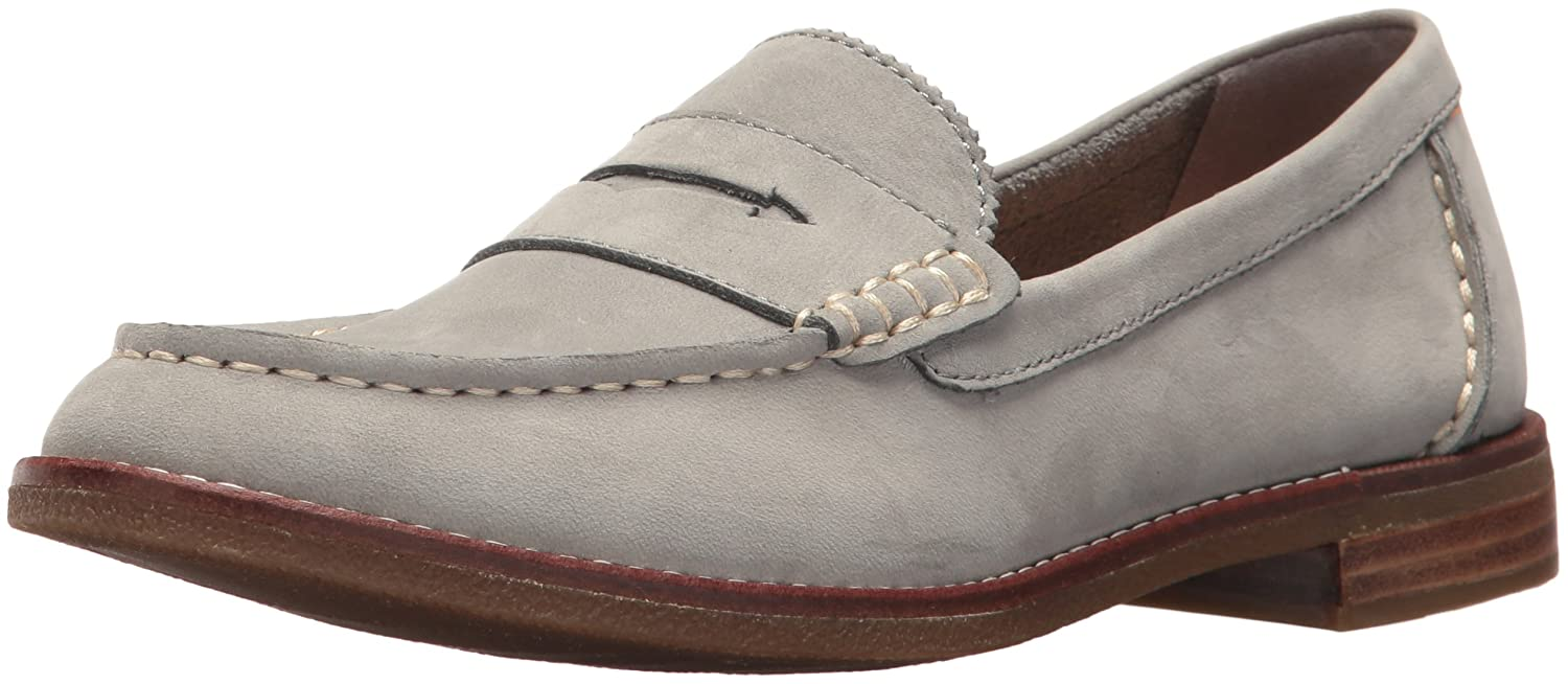 Grey Sperry Top-Sider Women's Seaport Penny Loafer