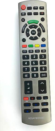 Mando a Distancia N2QAYB00490 para PANASONIC Viera: Amazon.es: Electrónica