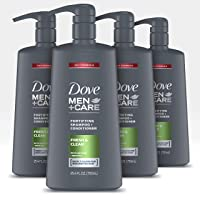 Dove Men+Care 2 in 1 Shampoo and Conditioner Fortifies Hair Fresh and Clean Helps...