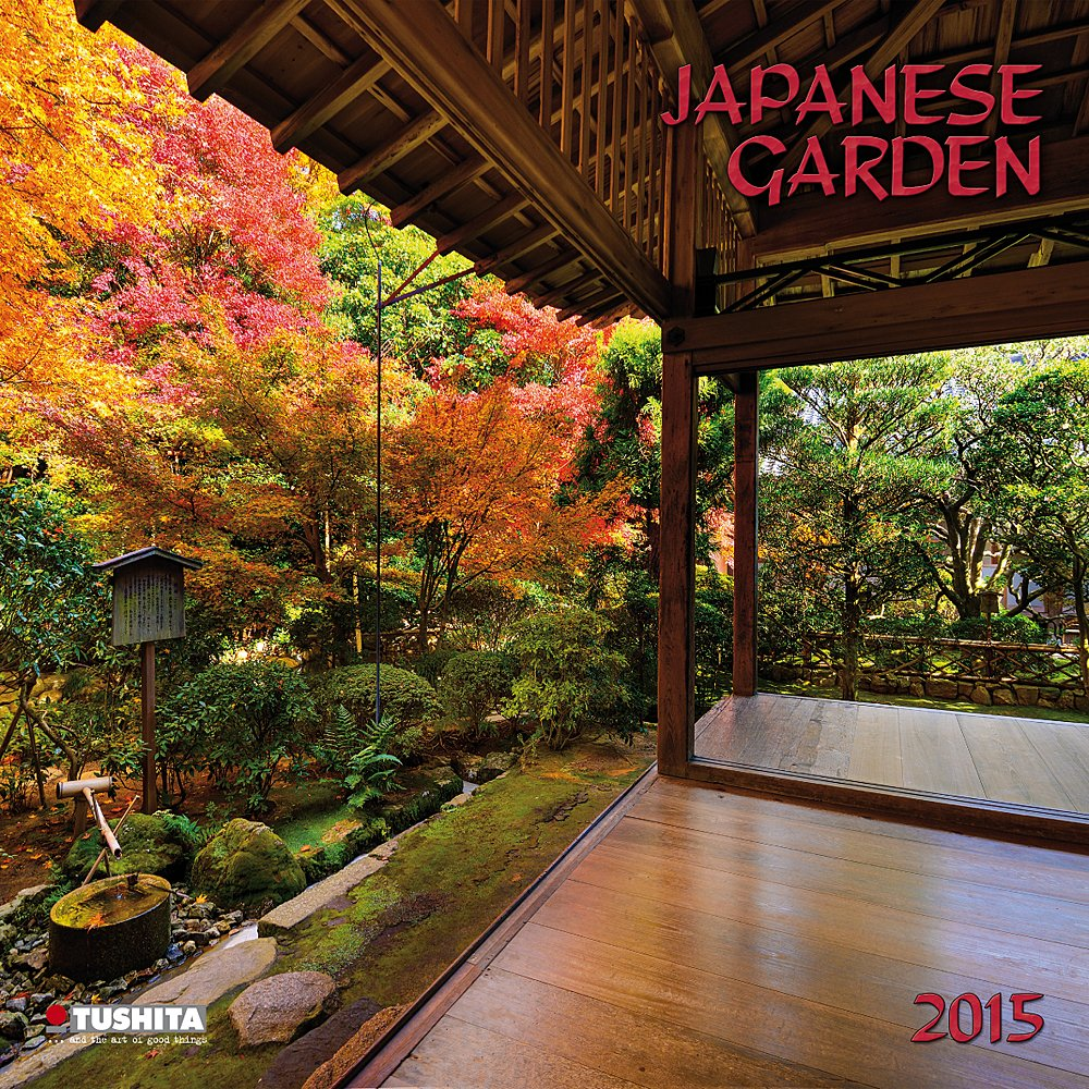 Japanese Garden 2015 (Mindful Editions)