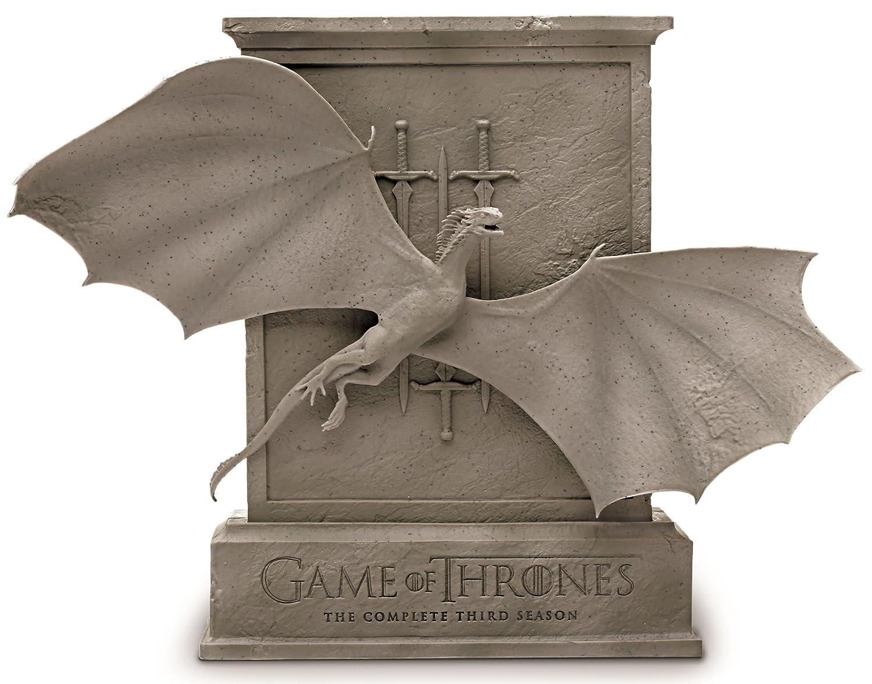Amazon.com: Game of Thrones: Season 3 Limited Edition (Blu ...