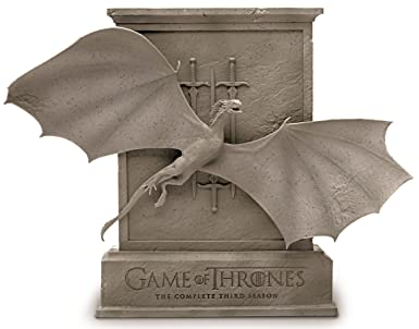 Game of Thrones: Season 3 Limited Edition Blu-ray/DVD Combo ...