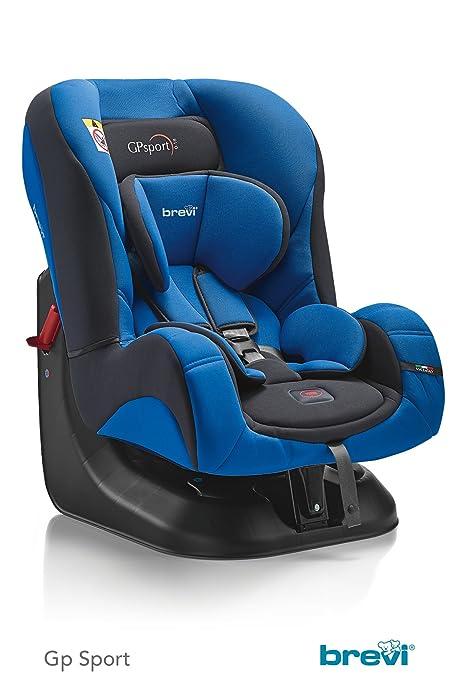 3 opinioni per Brevi 517-239 Gp Sport Seggiolino Auto, Blu
