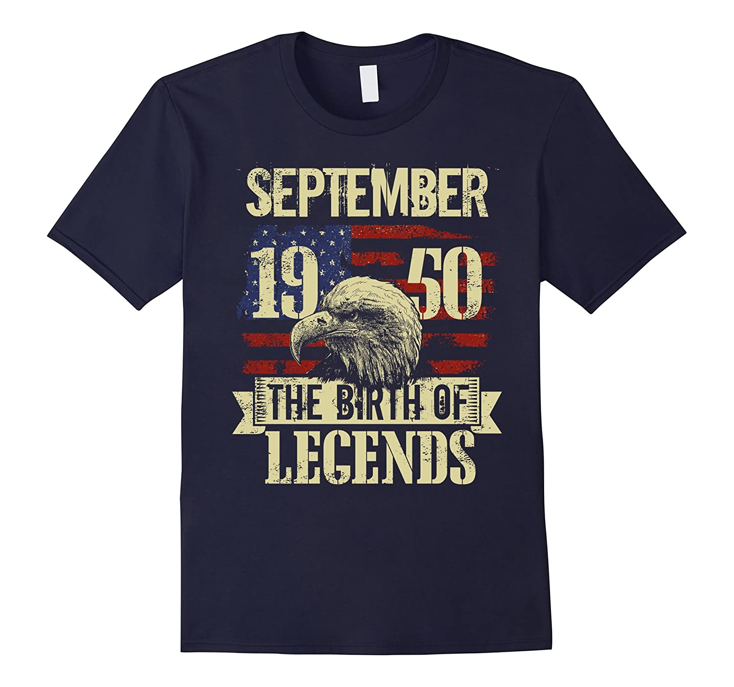 1950 September The Birth Of Legends Gift 67 Years Old 67th-CL