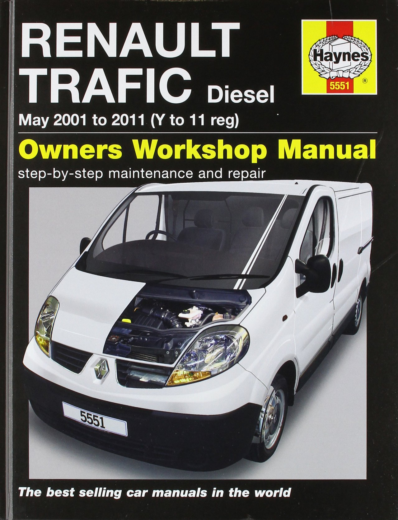 Renault Traffic Diesel Service and Repair Manual: 2001-2011 (Haynes Service  and Repair Manuals): Martynn Randall: 9780857335517: Amazon.com: Books
