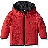 Amazon Com Under Armour Boys Puffer Jacket Clothing