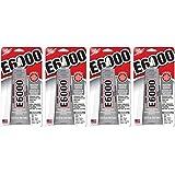 E6000 237032 Multipurpose ybWZEZ Adhesive, 2 fl oz Clear (Pack of 4)