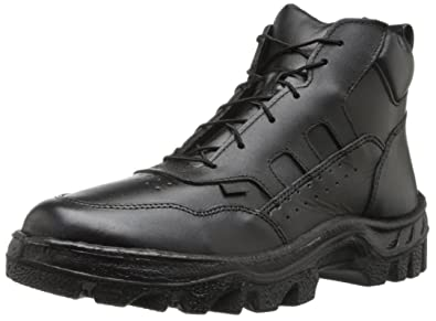 Rocky Men's Postal TMC 6 Inch Athletic Work Boot,Black,7 ...