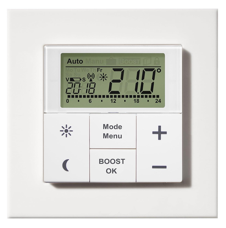 komforthaus Mega-Starterset MAXSyst/ème intelligent de commande /à distance pour radiateurs depuis LAN tablette pour 3 pi/èces SmartPhone PC