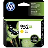 HP 952XL Yellow High Yield Original Ink Cartridge (L0S67AN) HP OfficeJet Pro 7740 8702 8710 8715 8720 8725 8730 8740