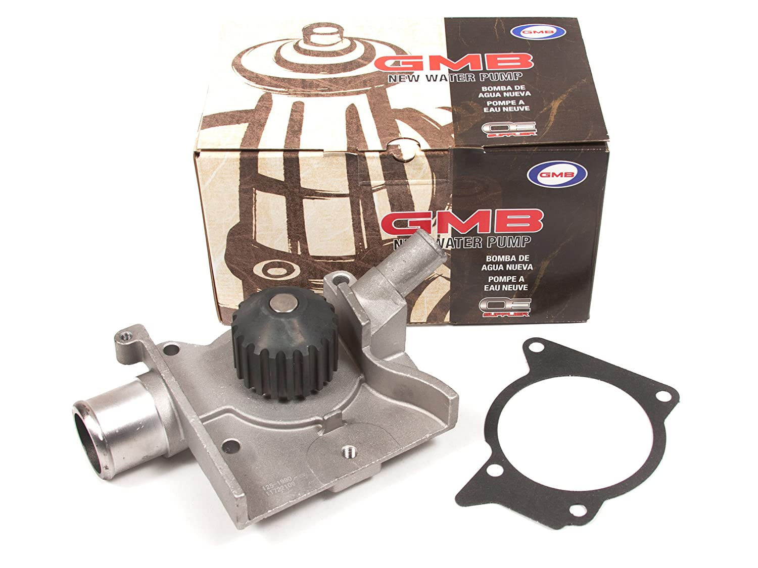 Amazon.com: Evergreen TBK283WP 97-02 Ford Escort Mercury Tracer 2.0L VIN Code P Timing Belt Kit GMB Water Pump: Automotive