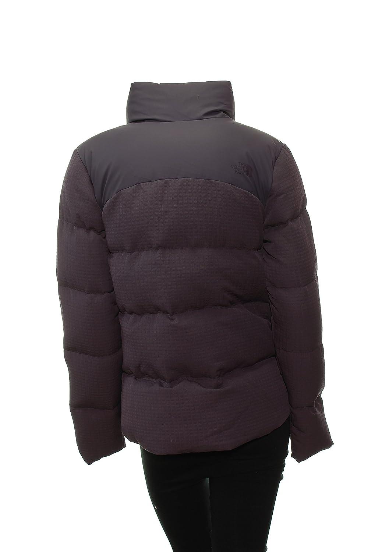 52e93c98ddfd Amazon.com  The North Face Women s Novelty Nuptse Jacket Medium Purple   Clothing