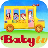 The Wheels on the Bus Song Book – by BabyTV