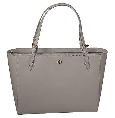 32d716fddab Amazon.com  Tory Burch Emerson Buckle Tote Handbag  Shoes