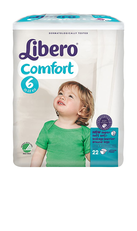 Libero Comfort Pann 6 22Pz 6324