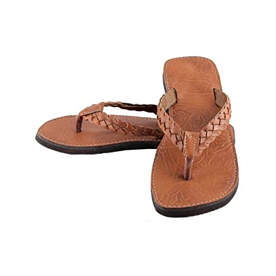 UNTHREAD Handmade Ethnic Mens Indian Traditional Khussa Shoes Woven Jutti Mojari Slip-ons | Loafers & Slip-Ons