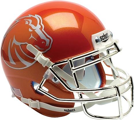 Schutt NCAA Boise State Broncos On-Field Authentic XP Football Helmet