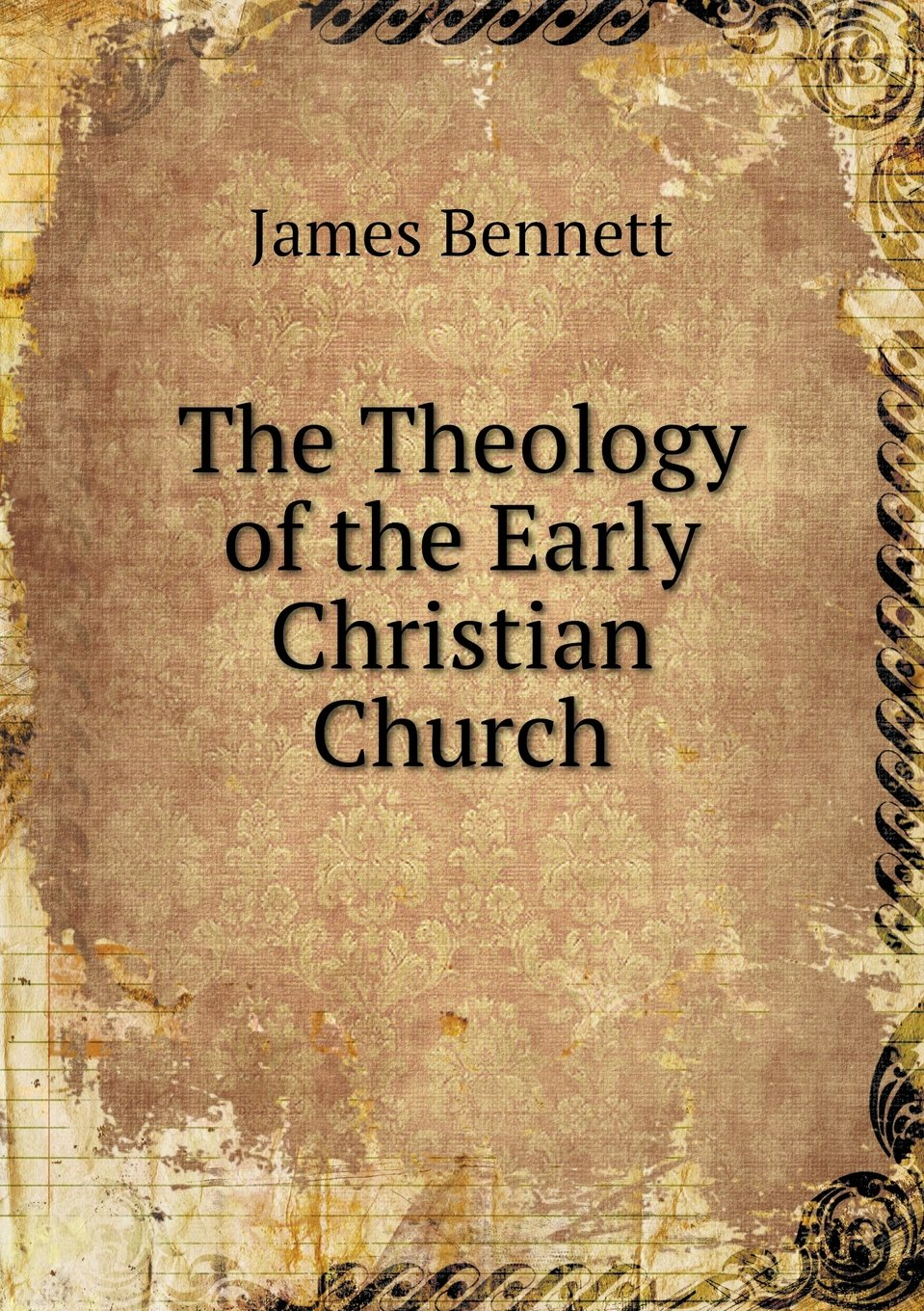 The Theology of the Early Christian Church pdf epub