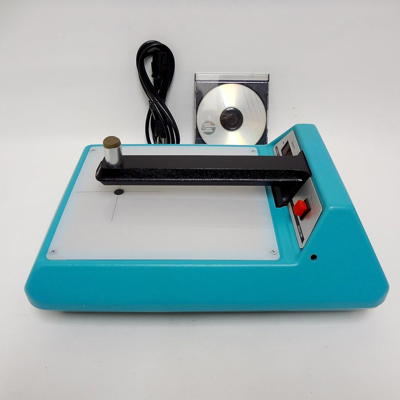 X-Rite 301 transmisión densitómetro Xrite 301 Manual Calib tira listo para usar Blue2: Amazon.es: Electrónica