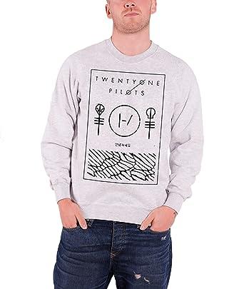 21 Twenty One Pilots Camisa de entrenamiento band logo clique Box nuevo Oficial: Amazon.es: Ropa y accesorios