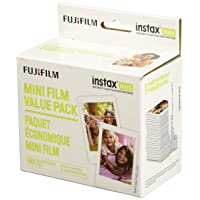 Deals on Fujifilm Instax Mini Instant Film Value Pack 3 Twin Packs