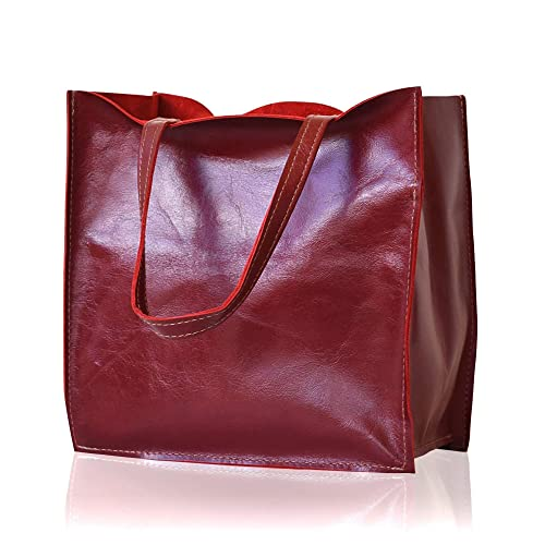 89044162402e1 Image Unavailable. Image not available for. Color  Small leather women s red  evening bag ...