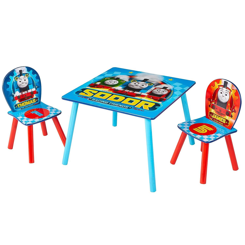 Il Trenino Thomas - Tavolo per bambini con 2 sedie Worlds Apart 527TMK