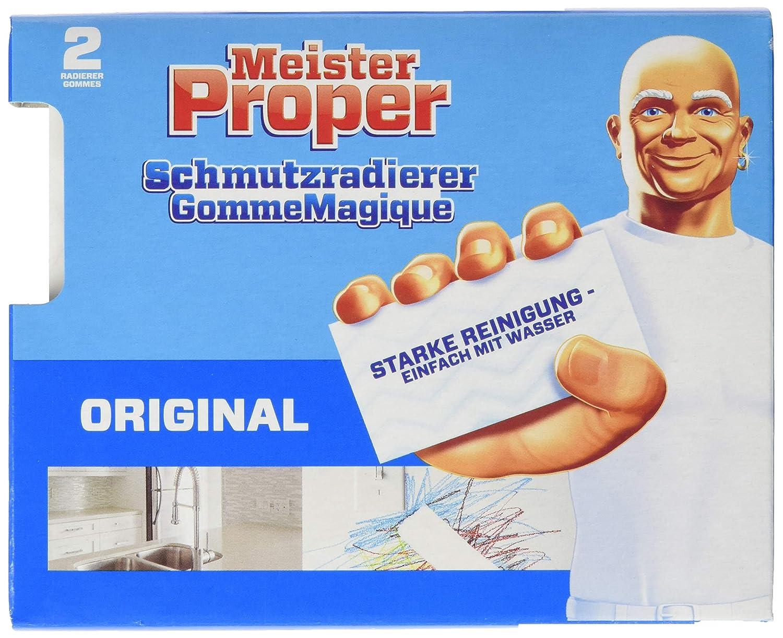 2 St/ück Meister Proper EXPRESS Schmutzradierer